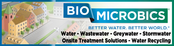 Bio-Microbics , Better Water. Better World.